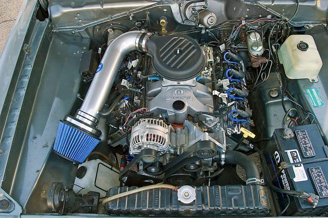 Hemi 5 7 Engine Wiring Harness Will A Gen Iii Hemi Fit In Your Project We Measured It