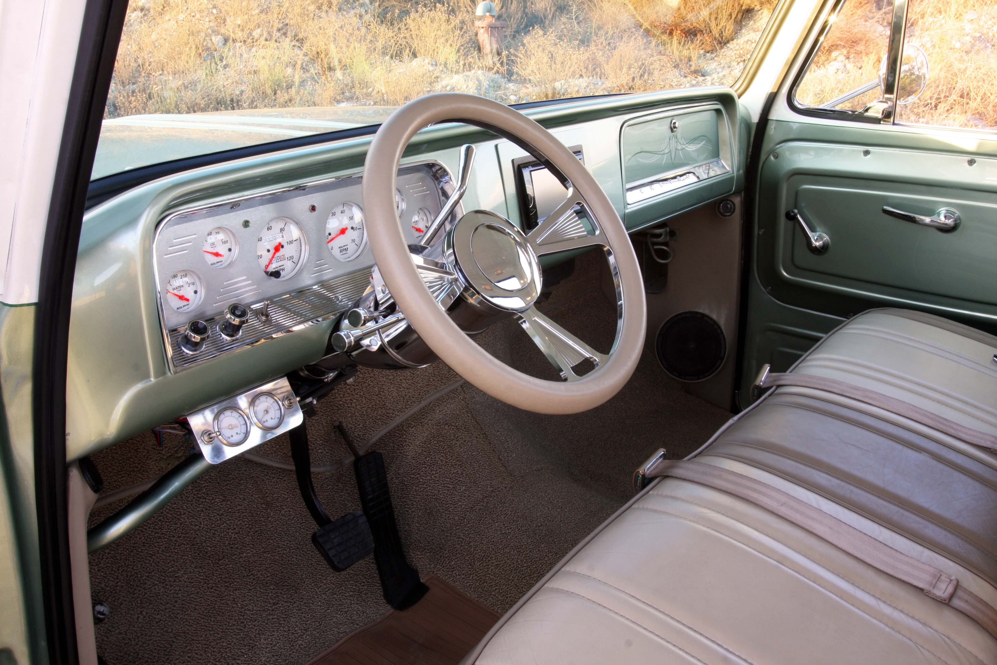 1966 Chevrolet C K Pickup Full Color Wiring Diagram Classic
