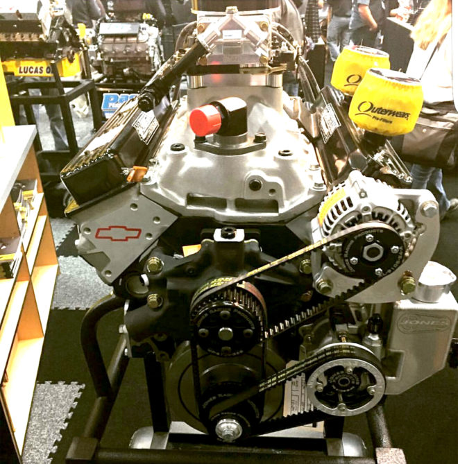 The crate motors have become very popular in circle track racing and save racers money. They nonetheless have disrupted an industry that includes motor builders and motor parts manufacturers and distributors. Can the two live together?