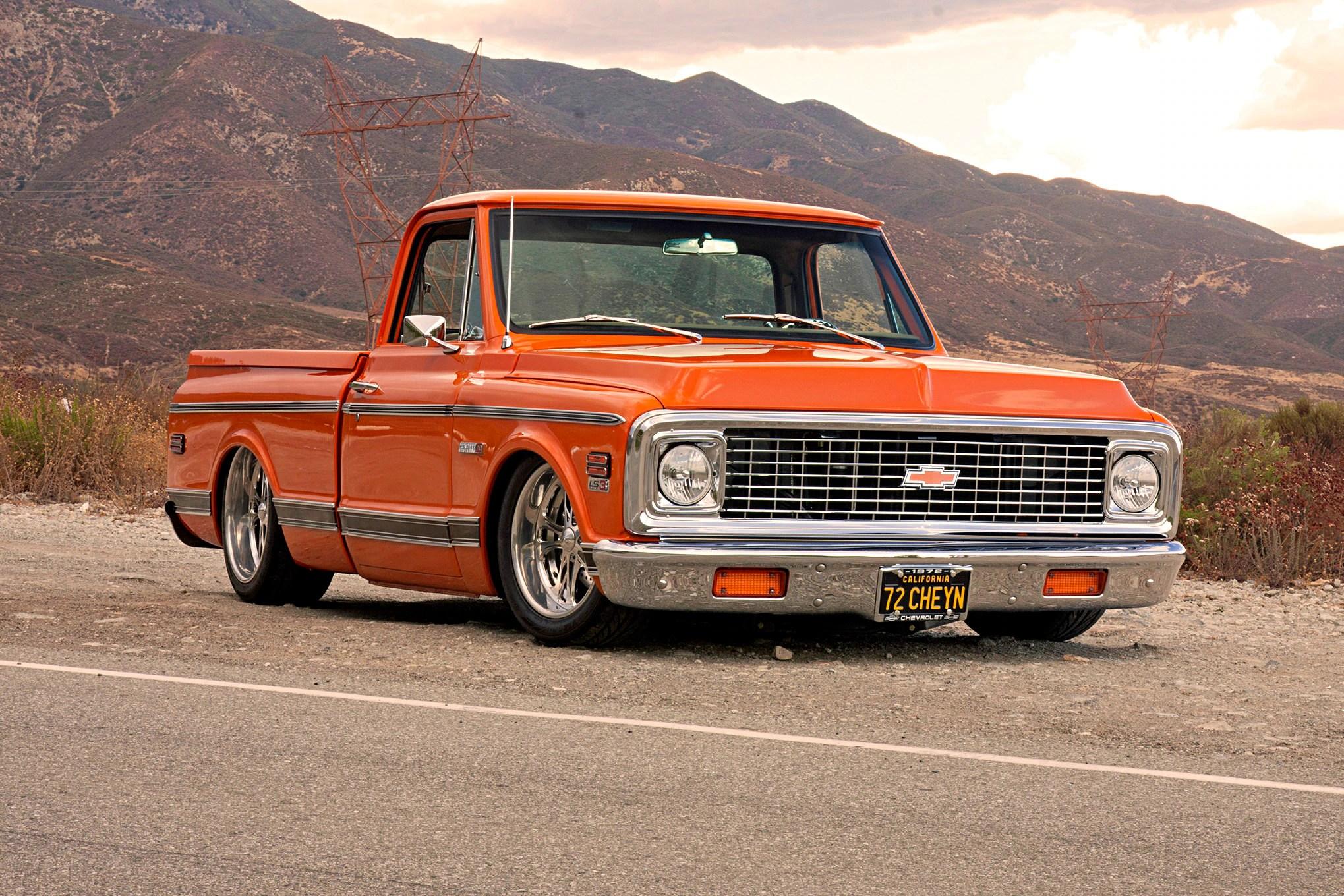 1972 Chevrolet Truck Wiring Chevy Truck Rewire