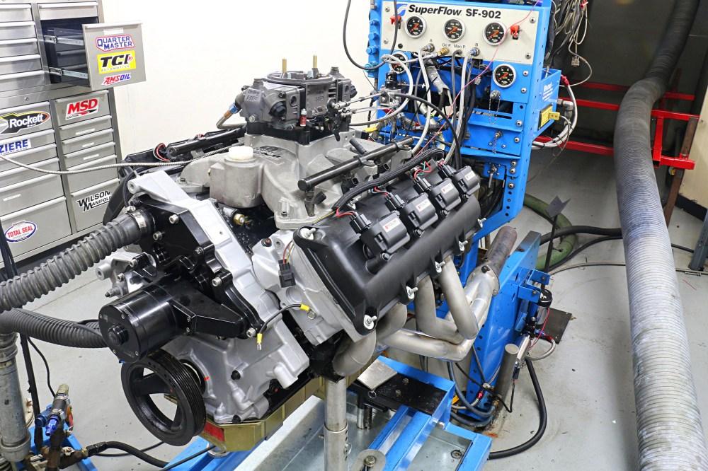 medium resolution of swap a 6 1l crank into a 5 7l hemi for 440 hp hot rod network 747018 53 6 1 hemi wiring harness