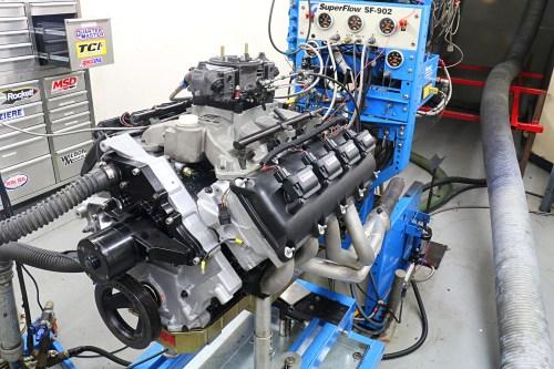 small resolution of swap a 6 1l crank into a 5 7l hemi for 440 hp hot rod network 747018 53 6 1 hemi wiring harness