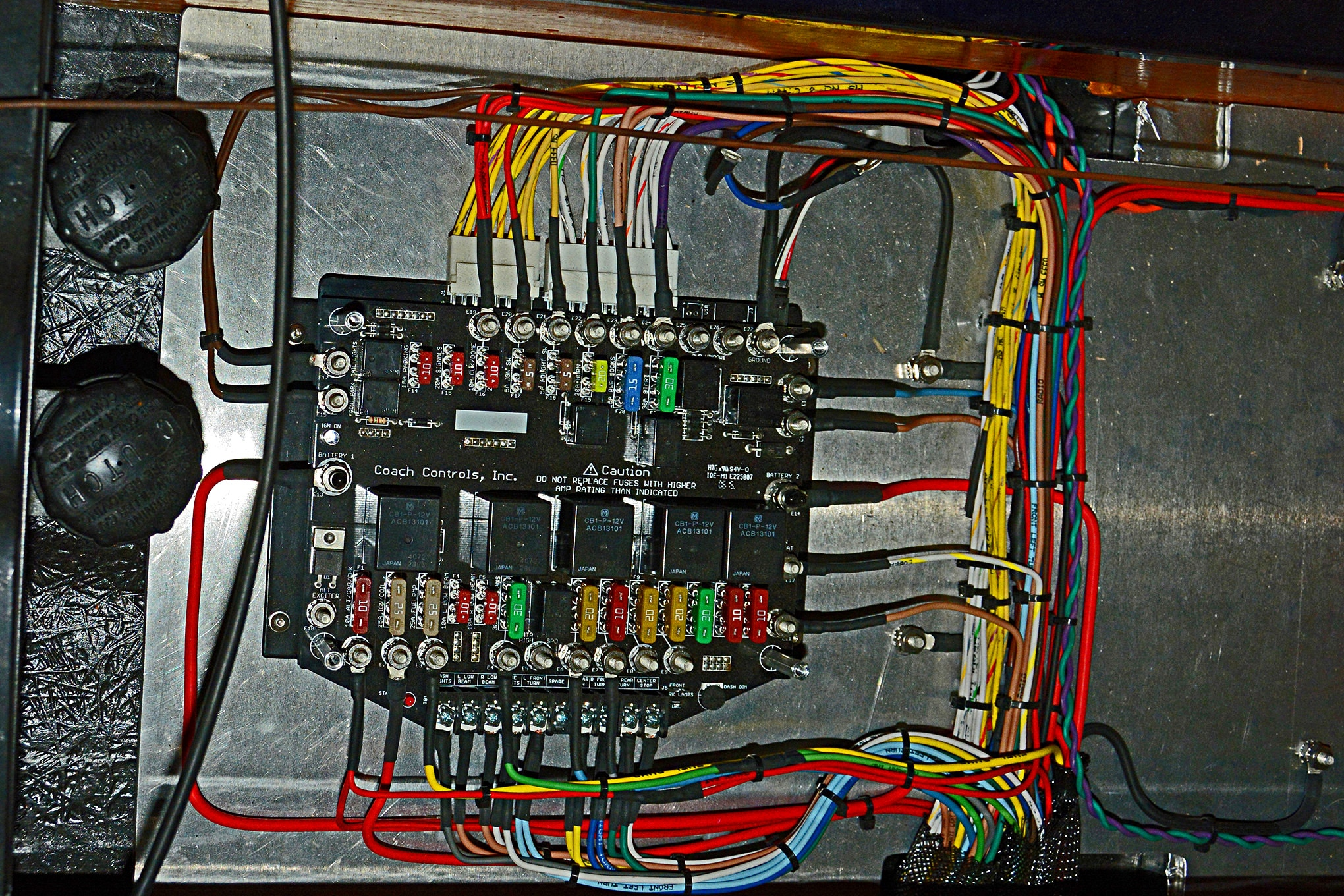 Barn Fuse Box Wiring Library Model Trane Diagram Grca40 Extraordinary Old Pictures