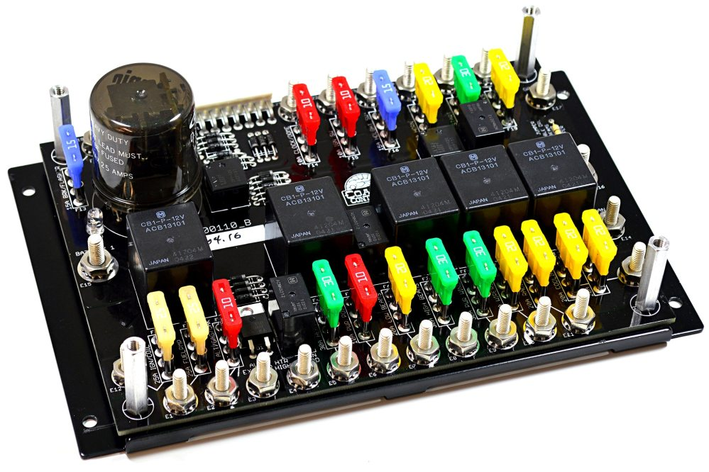 medium resolution of here is the complete coach controls wiring kit this standard kit works fine for the