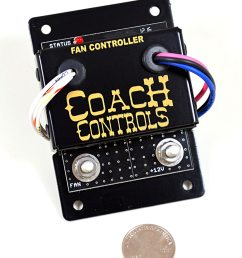 all coach control wiring kits include 100 amp surge resistant fuses to protect [ 1360 x 2038 Pixel ]
