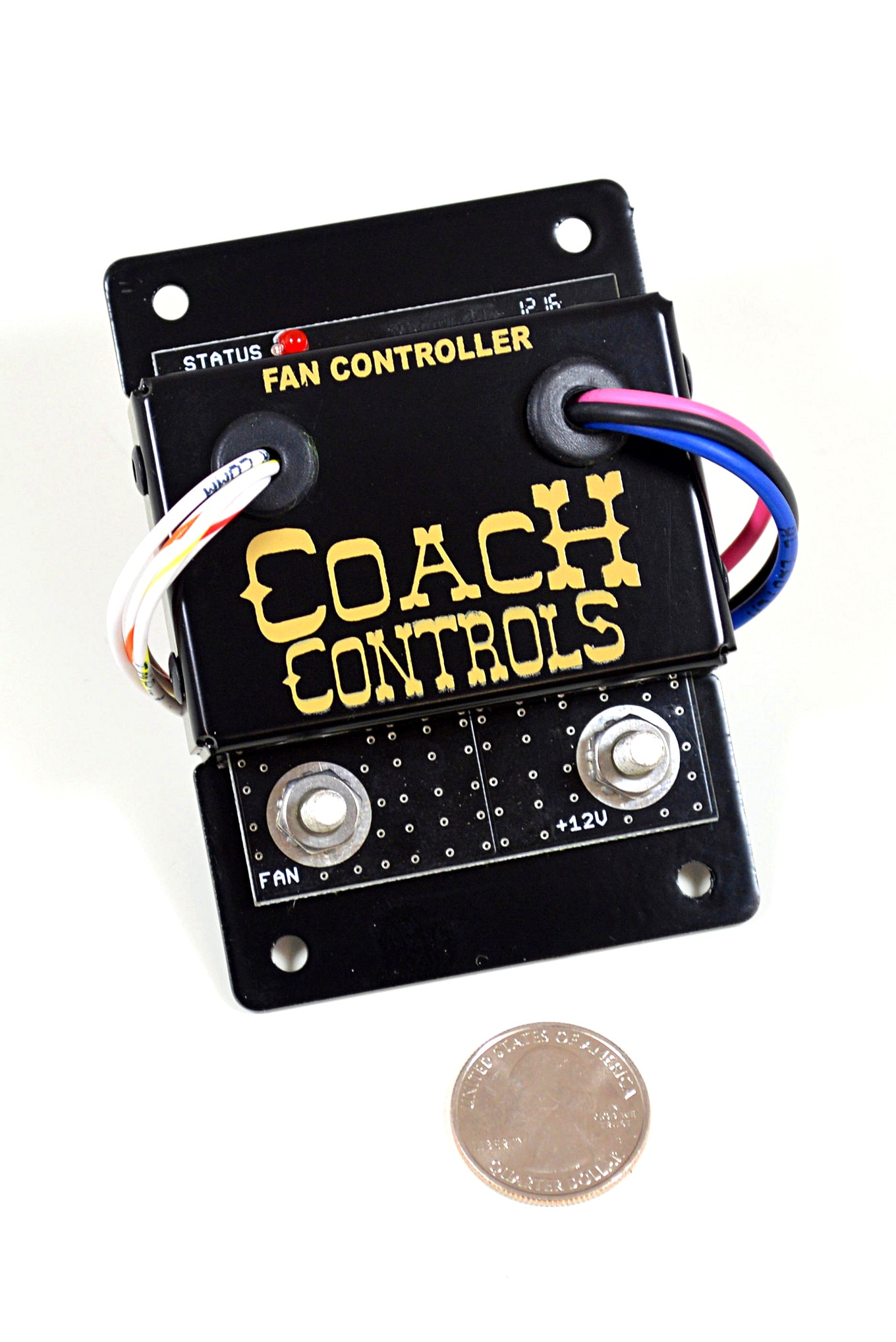 hight resolution of all coach control wiring kits include 100 amp surge resistant fuses to protect