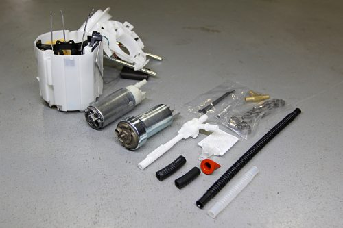 small resolution of feeding the larger injectors is important so procharger includes a 400 lph fuel pump