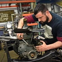 Building a Four-Banger Model A Motor for Street and Race - Hot Rod Deluxe - Scotty Lachenauer