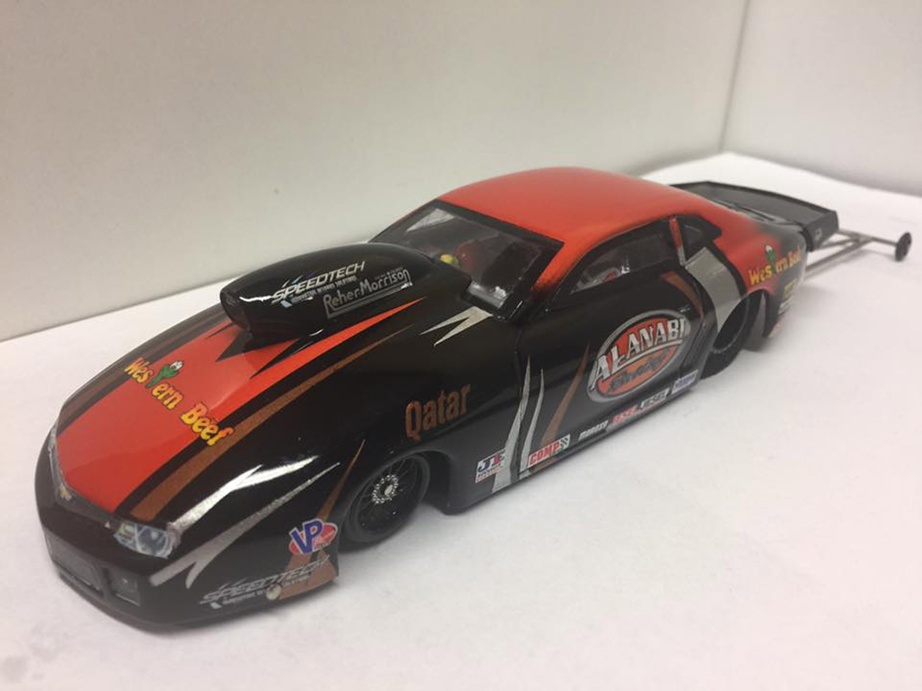 Racing Slot Rc Drag Car