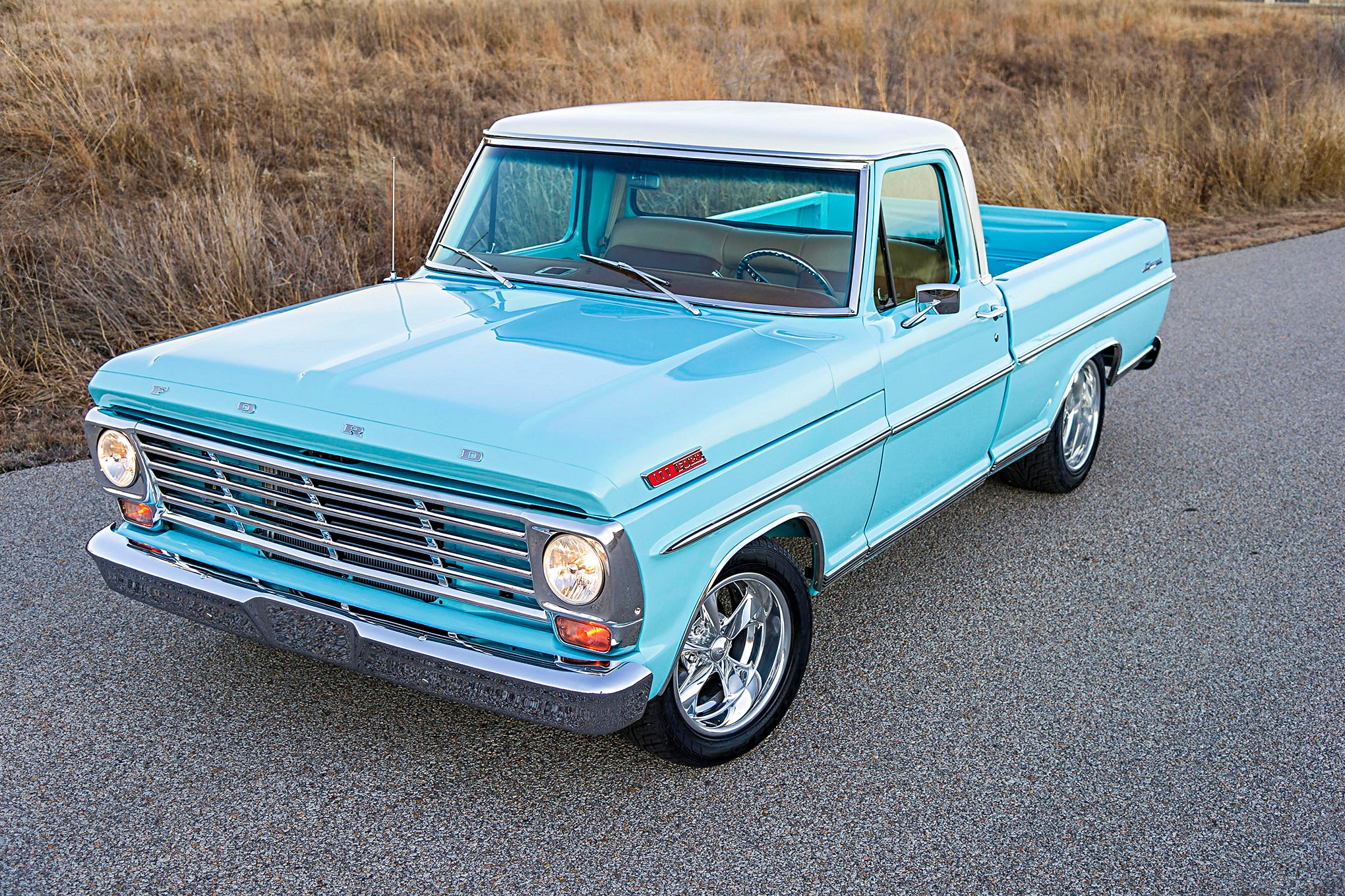 1967 ford f