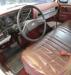 the interior of the c10 was pretty tore up when i purchased the truck the [ 5000 x 3333 Pixel ]