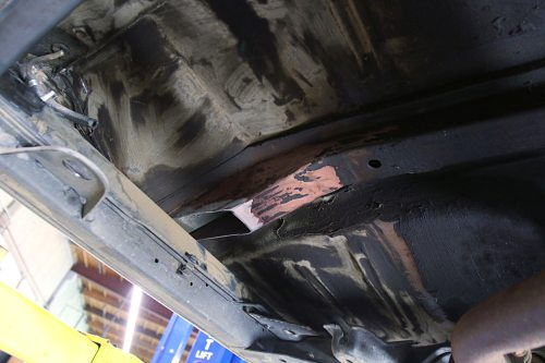 small resolution of 2007 ford crown victoria frame swap 1966 ford