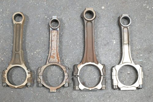 small resolution of 7 this comparison of the connecting rods used in 350ci left to right buick
