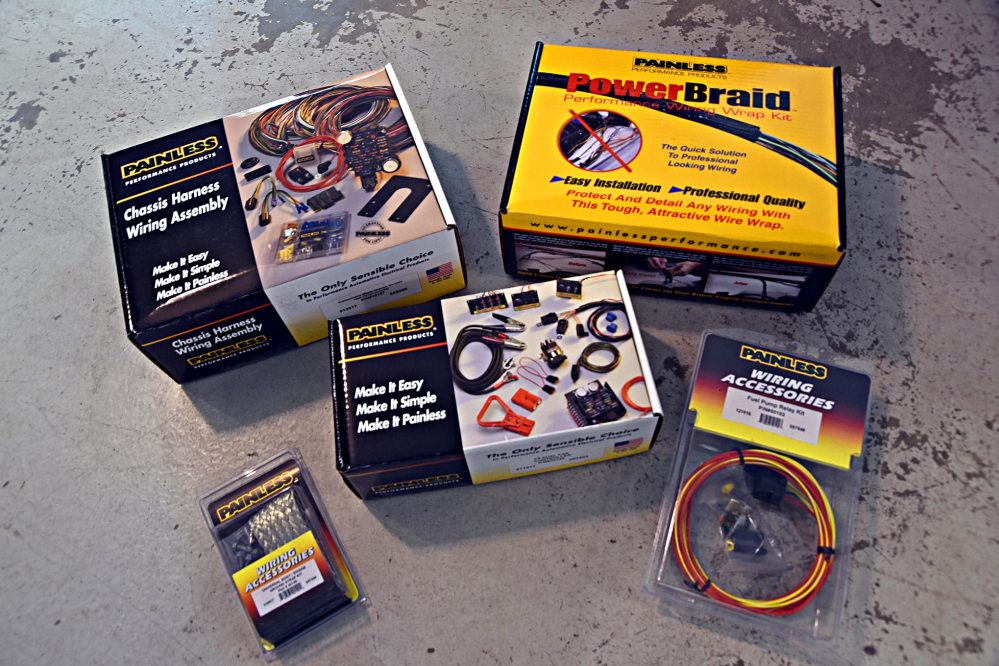 medium resolution of how to rewire a 1965 plymouth barracuda the painless way hot rod 780786 40 barracuda wiring harness