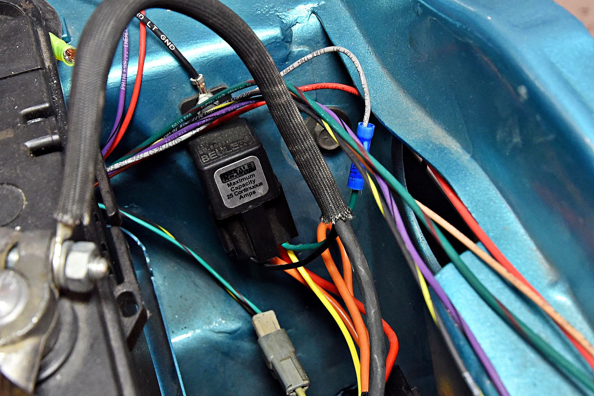 Painless Wiring Diagram Mopar