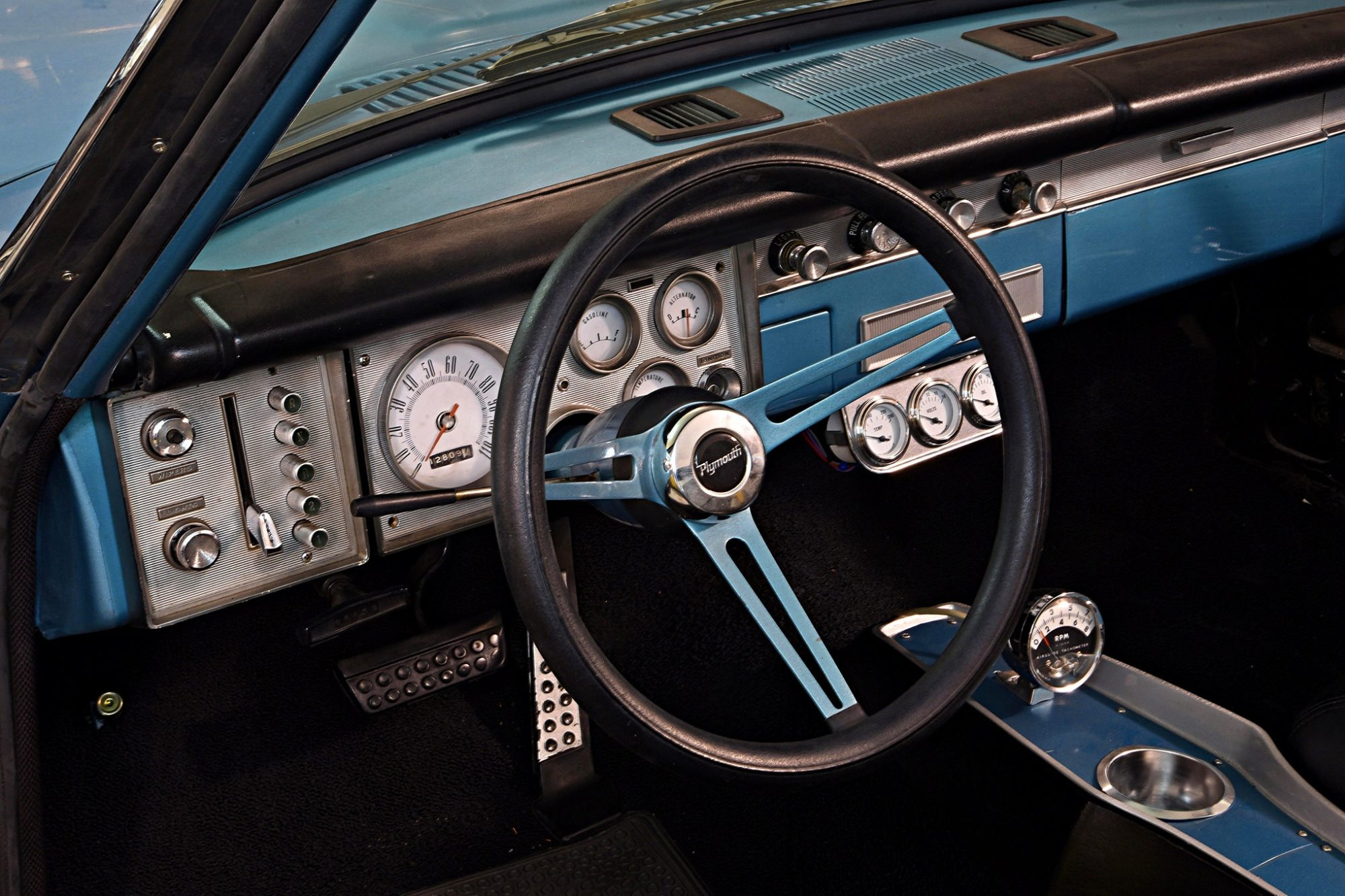 hight resolution of how to rewire a 1965 plymouth barracuda the painless way hot rod 780782 40 1965 barracuda wiring diagram