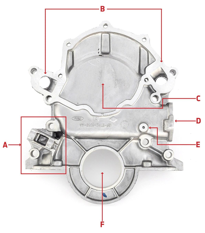 1970 ford 302 engine parts diagram [ 1192 x 1360 Pixel ]