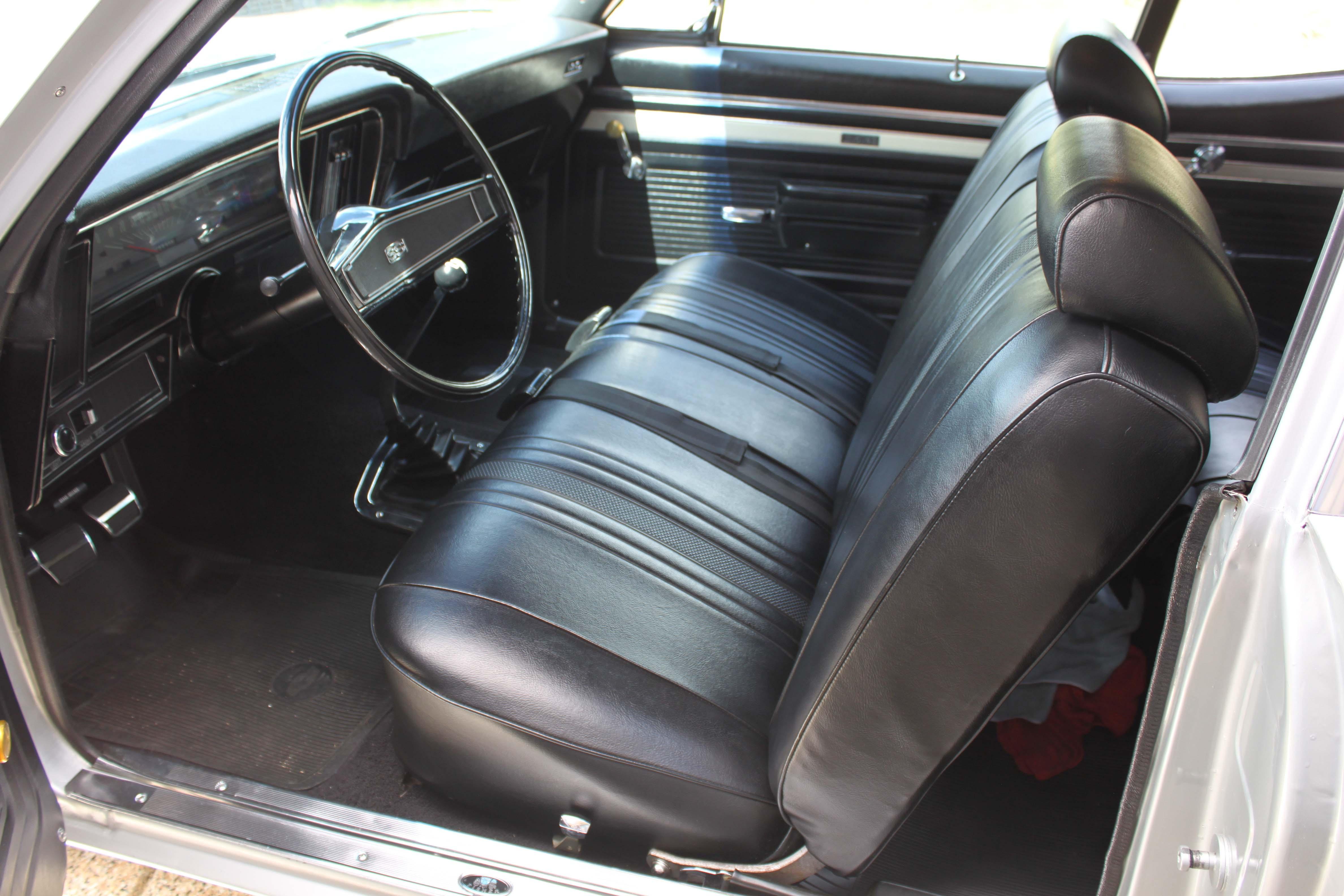 Chevrolets 1969 L78 Nova Ultimate Street Sleeper  Hot