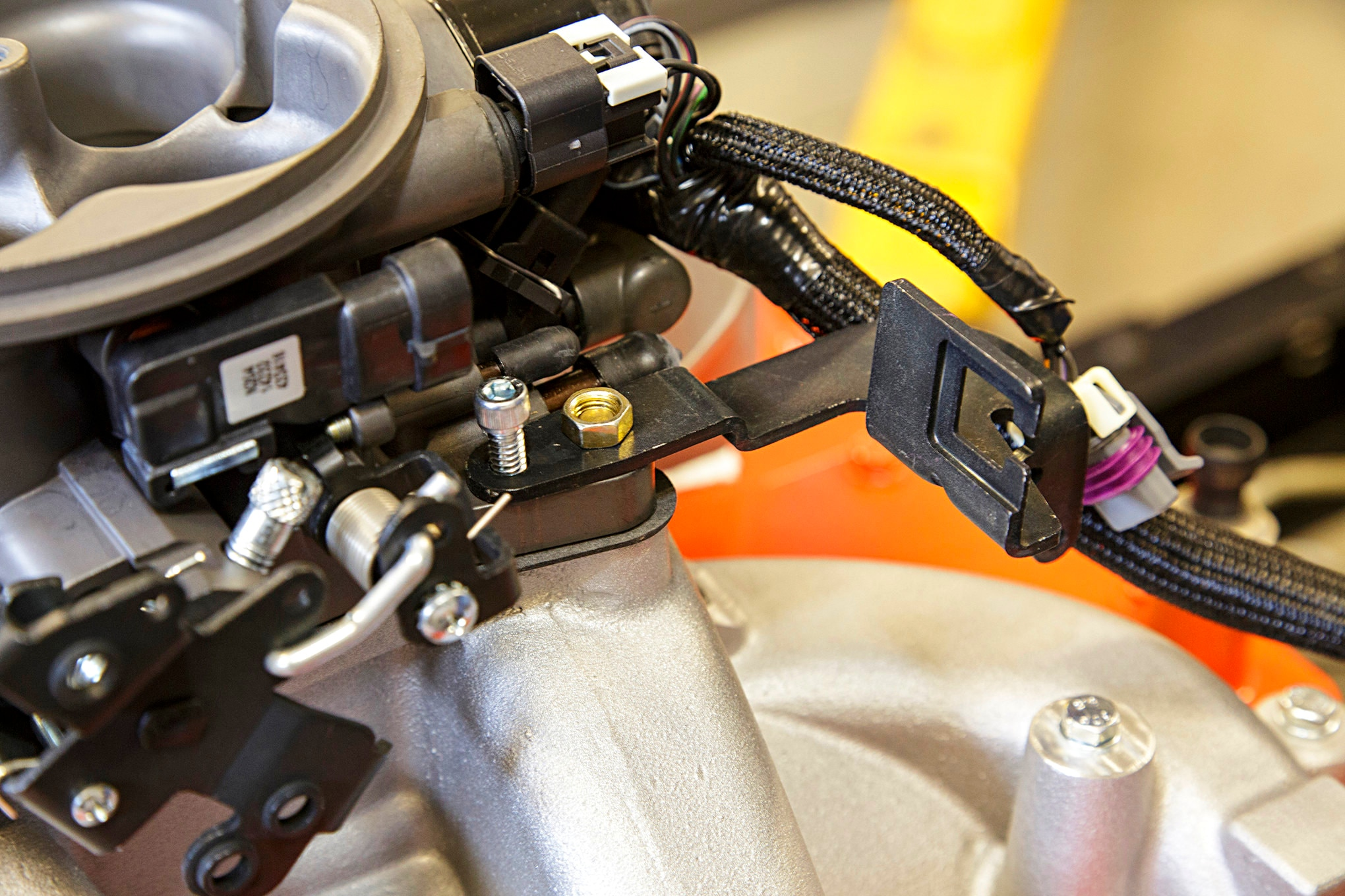 Psi Wire Harness The Terminator Throttle Body Injection For The Ls From