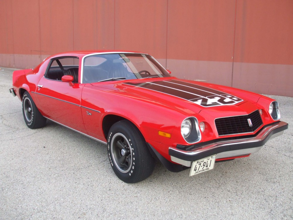 medium resolution of reader s ride after looking 34 years he finds 1974 chevrolet camaro z28 of his dreams