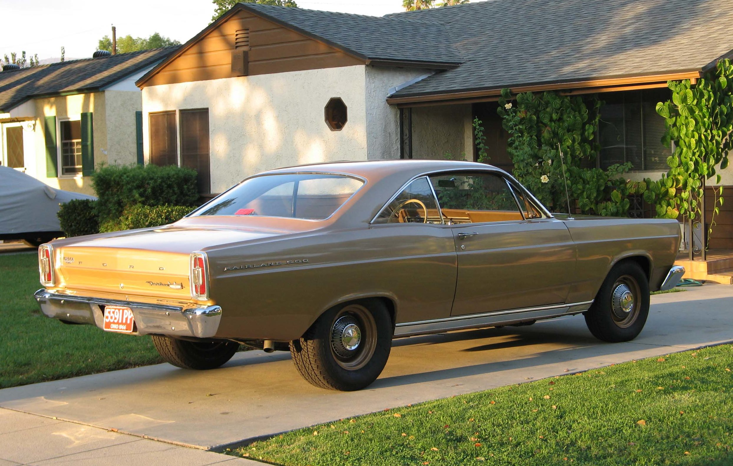 medium resolution of converting a 1966 fairlane to disc brakes hot rod network wiring harness 1966 fairlane gt