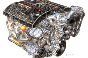 History of the LS Engine and Cylinder Head Casting Number Spotter's Guide: LS1, LS6, LS2, LS3