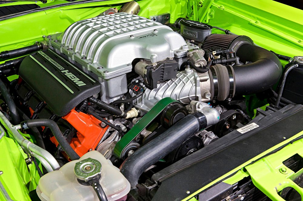 medium resolution of 1970 challenger meet the first ever non hack hellcat swap hot 827385 42 72 challenger engine small block wiring