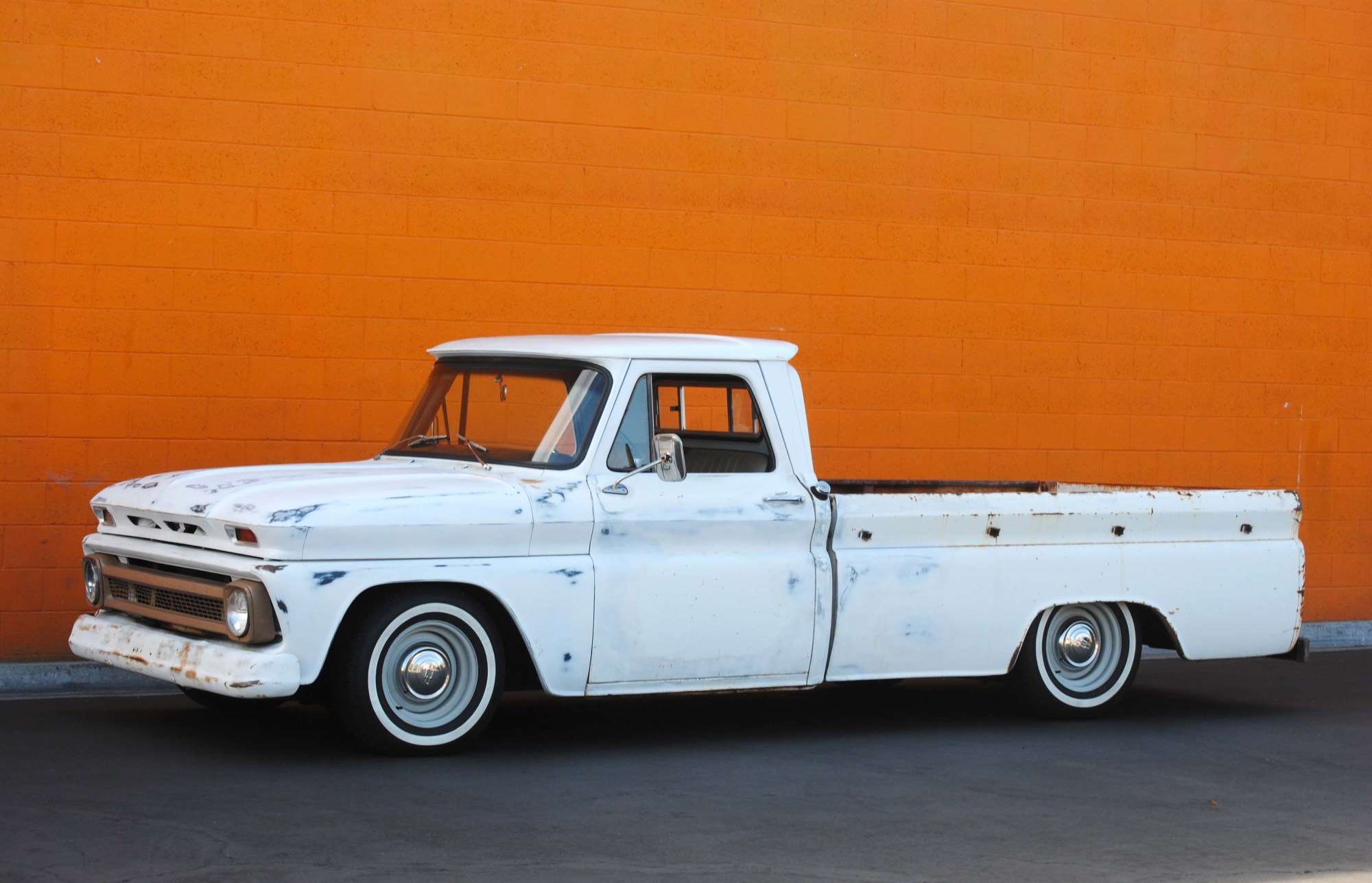 hight resolution of the lowdown new suspension and brakes for 1963 1972 chevy trucks