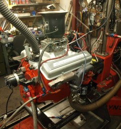 watch this build dyno test of a 1966 chevrolet l79 327 v 8 hot 350 hp 327 engine diagram [ 2560 x 1920 Pixel ]