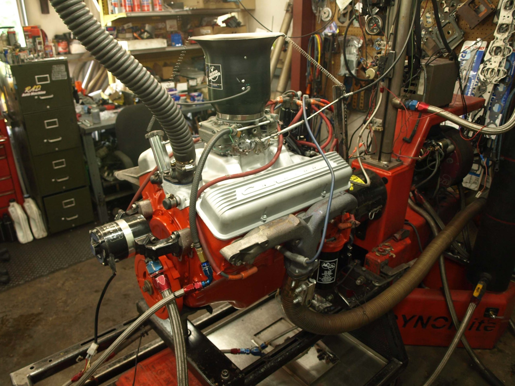 hight resolution of watch this build dyno test of a 1966 chevrolet l79 327 v 8 hot 350 hp 327 engine diagram