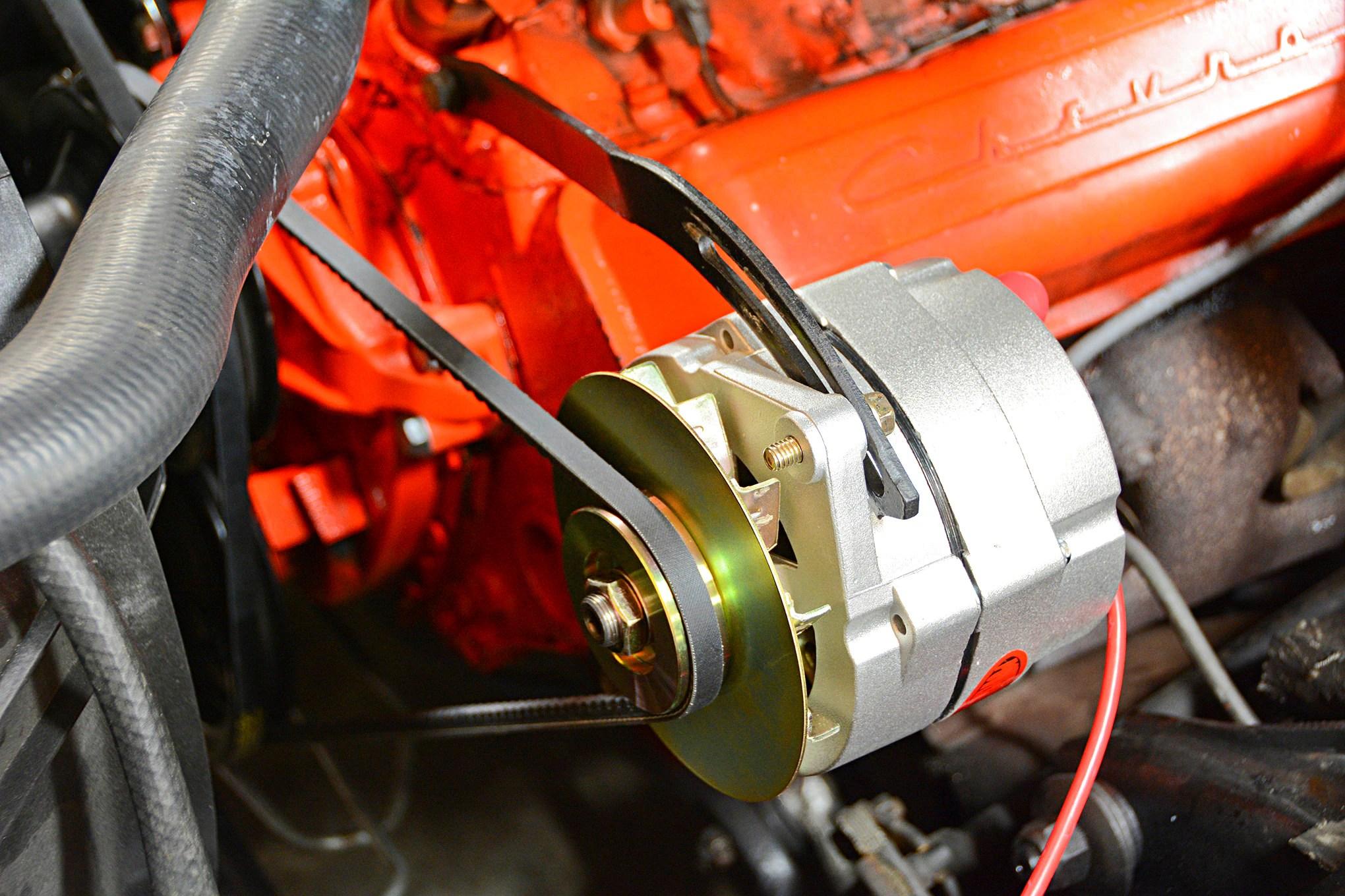 hight resolution of one wire alternator wiring diagram tractor