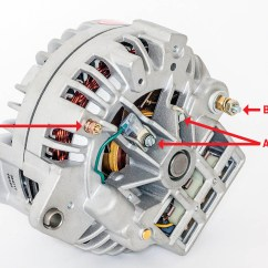 One Wire Alternator Wiring Diagram Mopar Mini Usb Powermaster