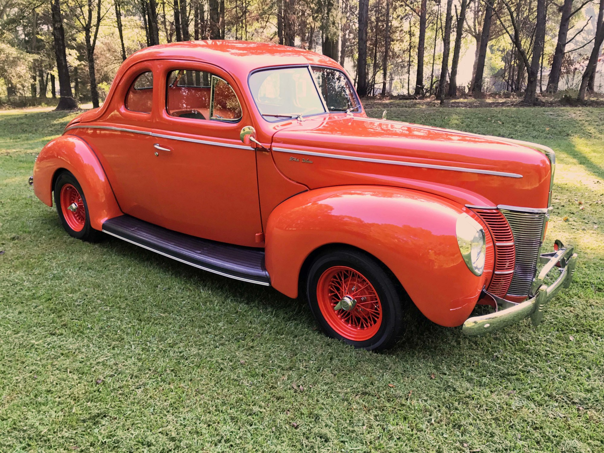 hight resolution of his sons built this 1940 ford coupe in response to a father s wish