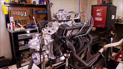 Big Power in Small Packages: 360cid Mopar Small Block - Swap
