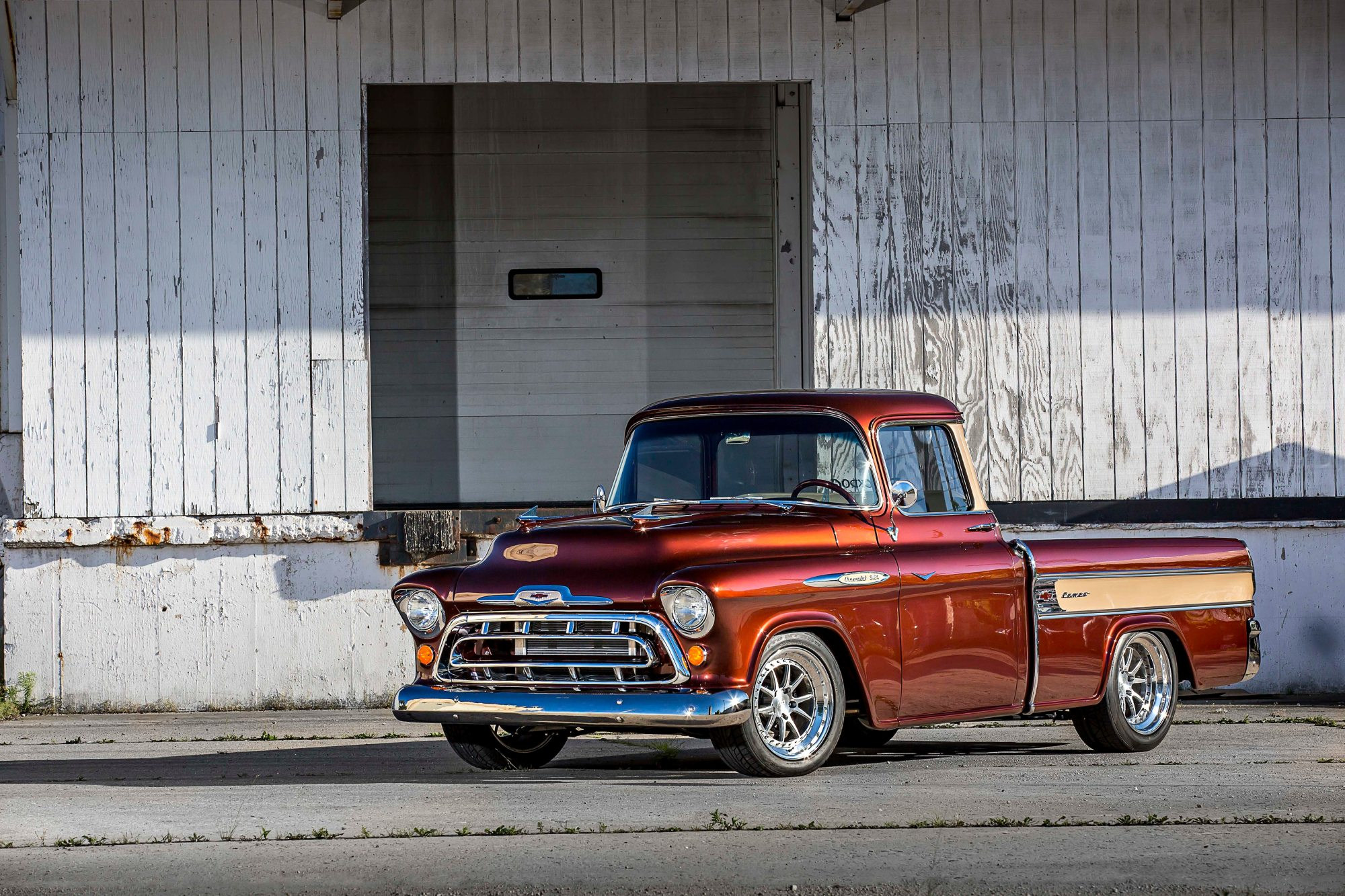 hight resolution of the blackdog speed shop 1957 chevy cameo