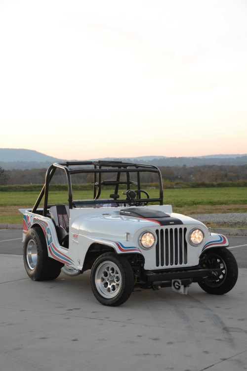 small resolution of this boosted jeep cj5 is ready for drag racing action