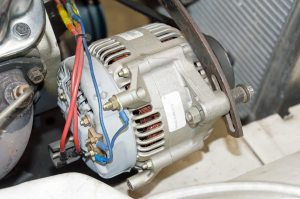 Charging System Upgrade with a Tuff Stuff Alternator  Hot Rod Network