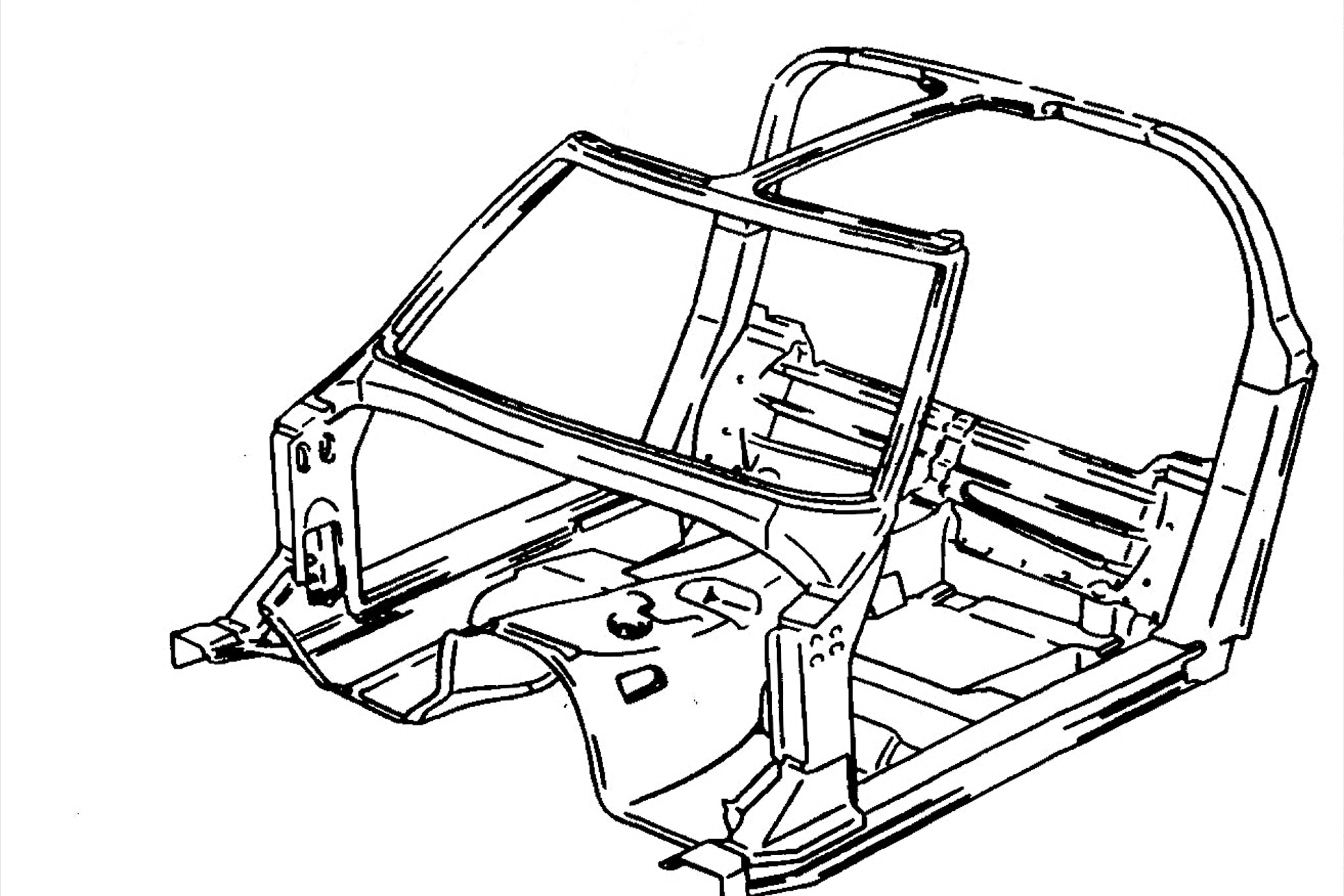 C3 Corvette Electric Window Diagram