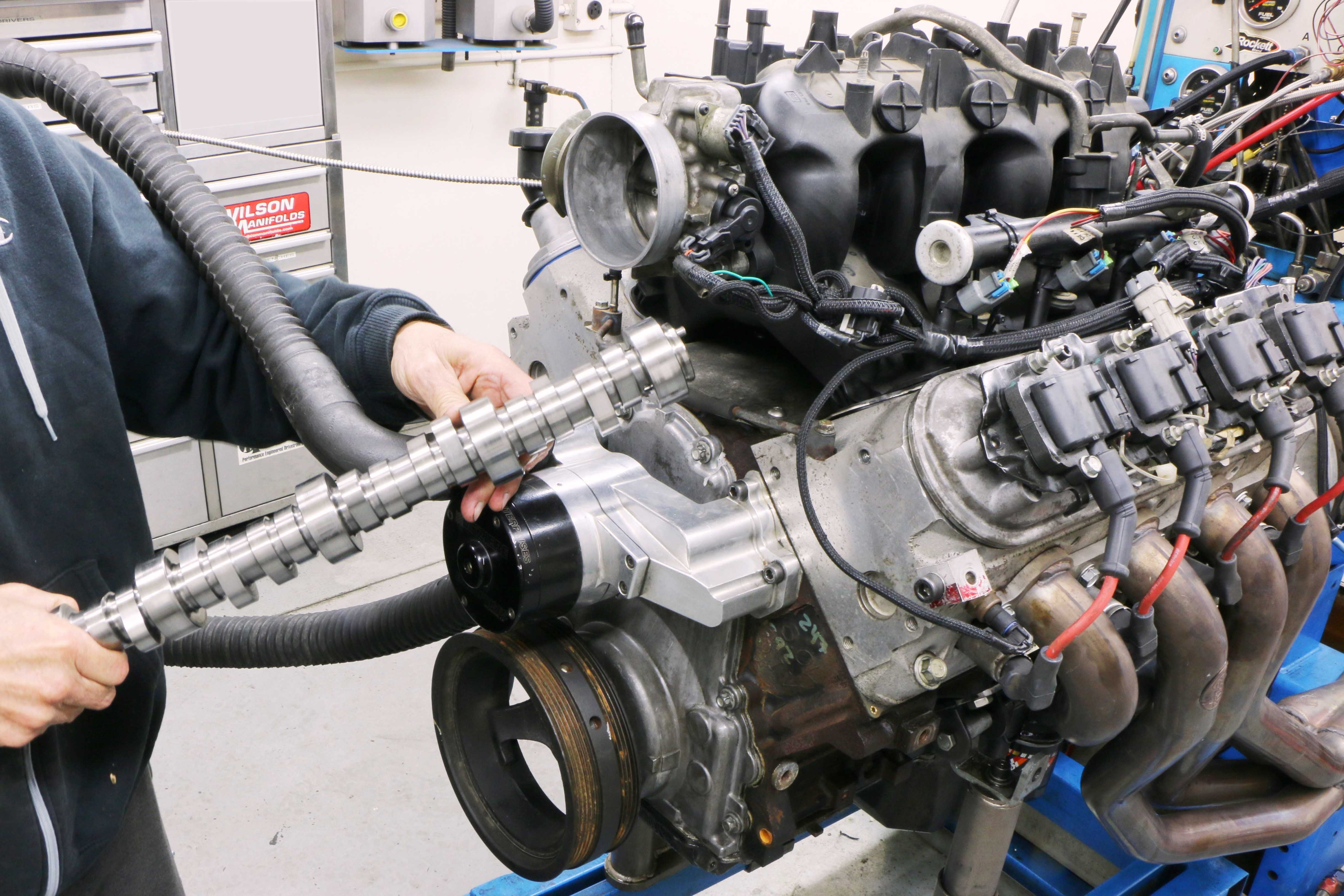 small resolution of new cam adds 71 hp to stock 6 0l ls with no low end loss hot rod gm ly6 engine diagram