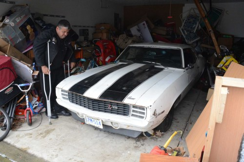 small resolution of rare find original 1969 chevrolet camaro z 28 rally sport not driven since 1980