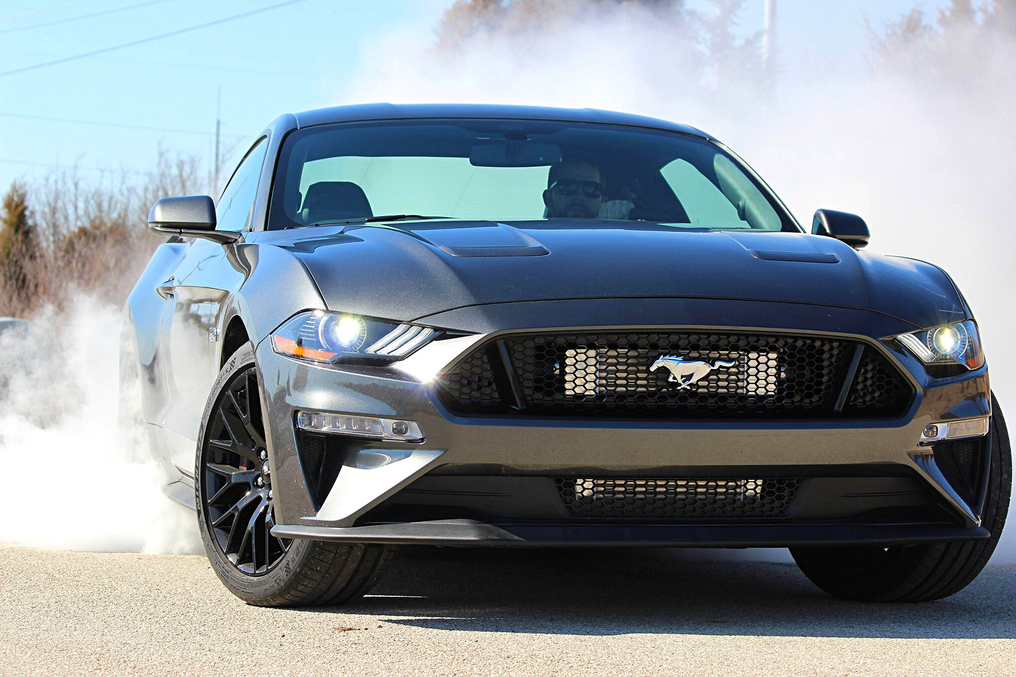 Procharger Adds 276 Wheel Horsepower To A 2018 Mustang
