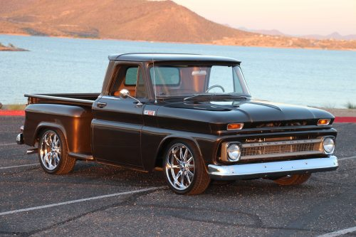 small resolution of a 1966 c10 stepside homebuilt fast and daily driven