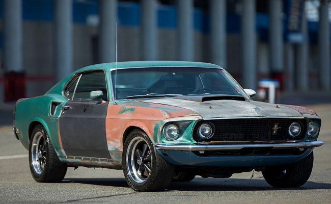 Rat Stang This 1969 Mustang Is Officially The World S