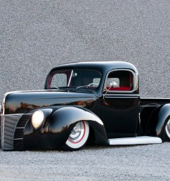 this 1940 ford pickup was homebuilt with friends and family hot  [ 4288 x 2848 Pixel ]