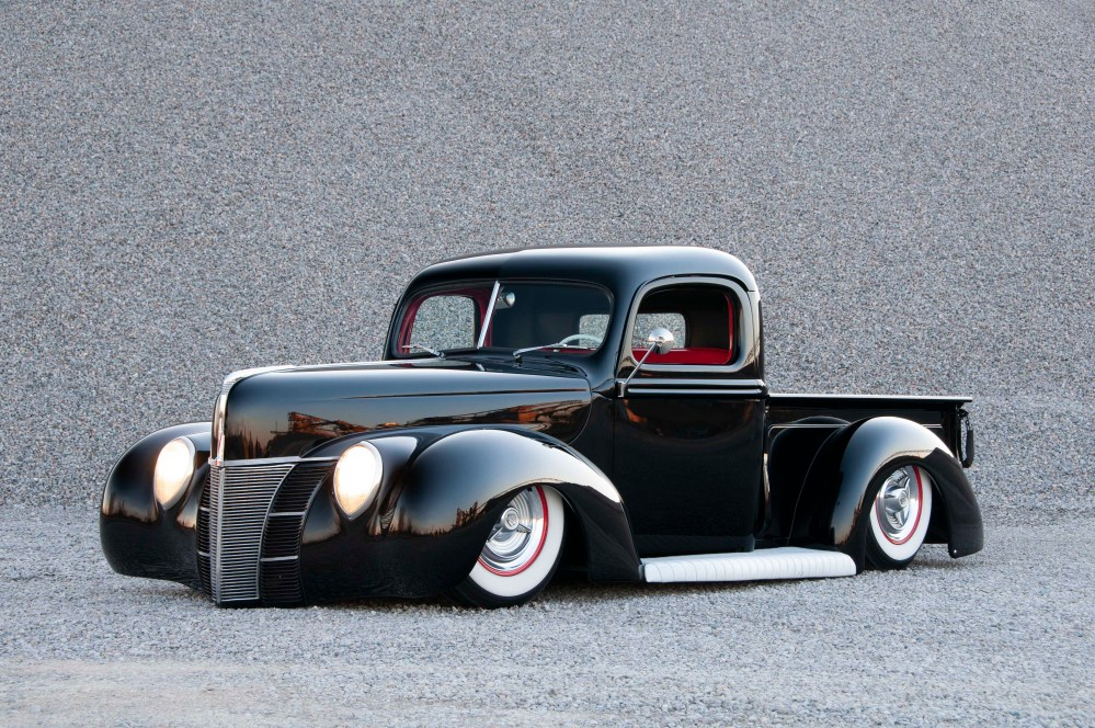 medium resolution of this 1940 ford pickup was homebuilt with friends and family
