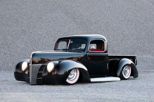 small resolution of this 1940 ford pickup was homebuilt with friends and family