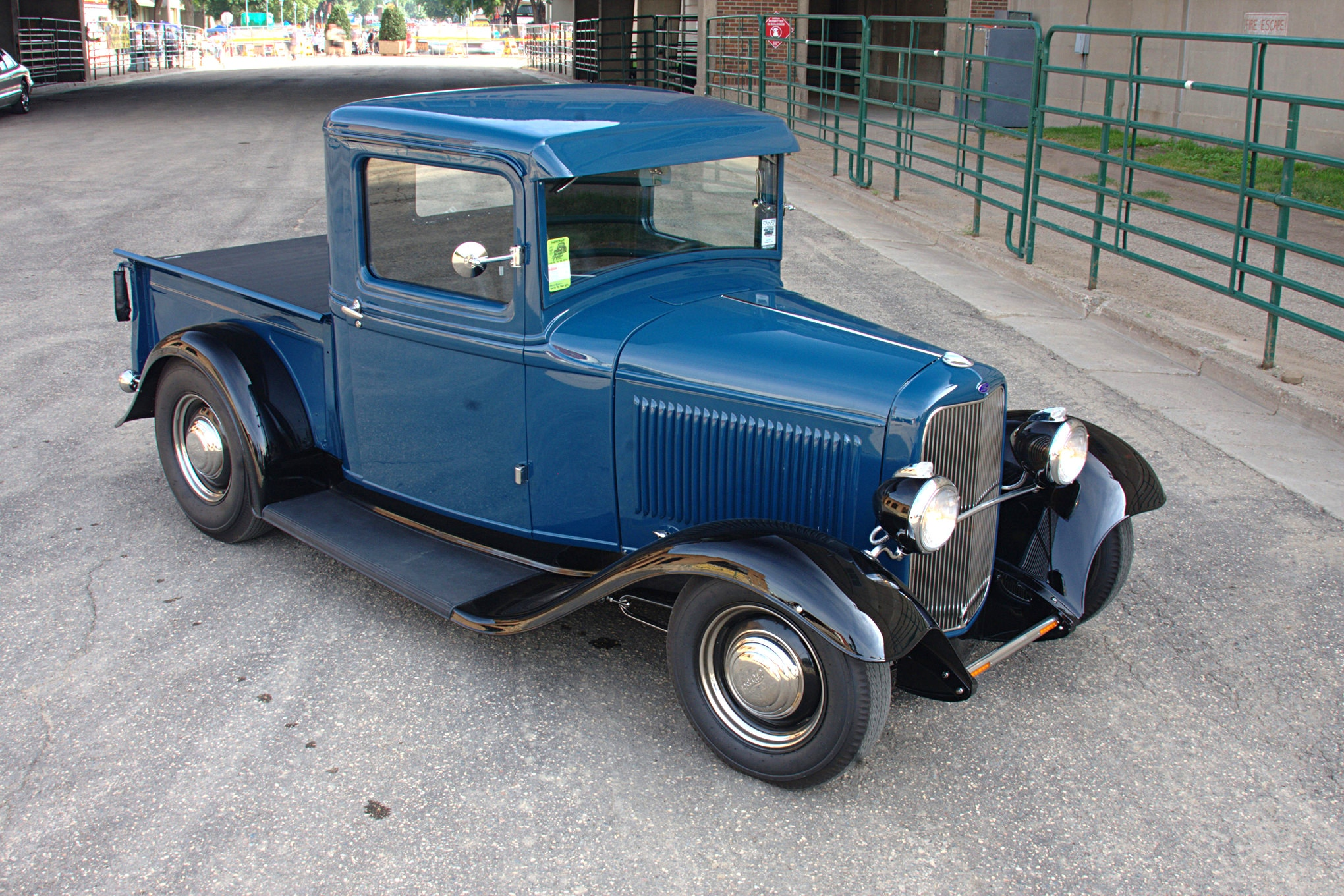 medium resolution of we turned a united pacific 1932 ford truck into our 2018 road tour 1932 ford truck wiring
