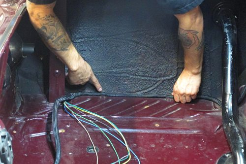 small resolution of installing a new wiring system on our 1974 plymouth duster