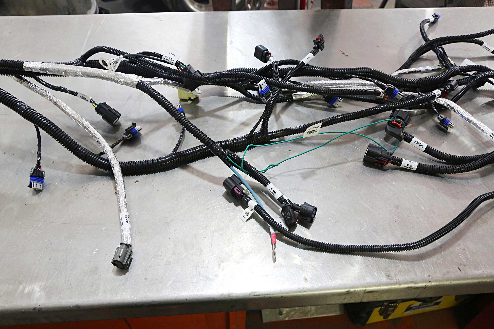 Lt1 Wiring Harness Modification
