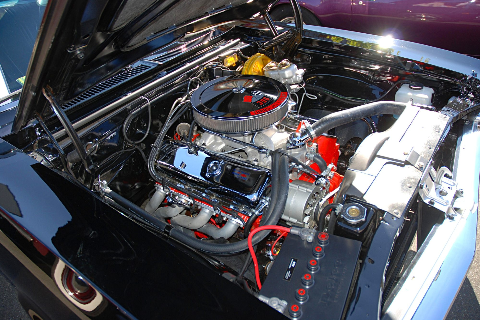 hight resolution of swapping a big block v 8 into a first gen camaro or nova is straightforward if you mind the details